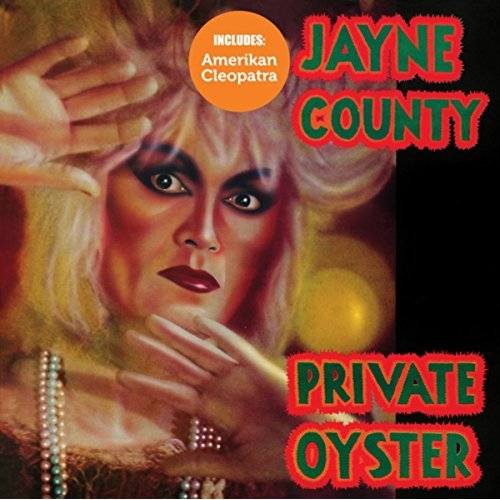 Private Oyster/Amerikan Cleopatra CD cover