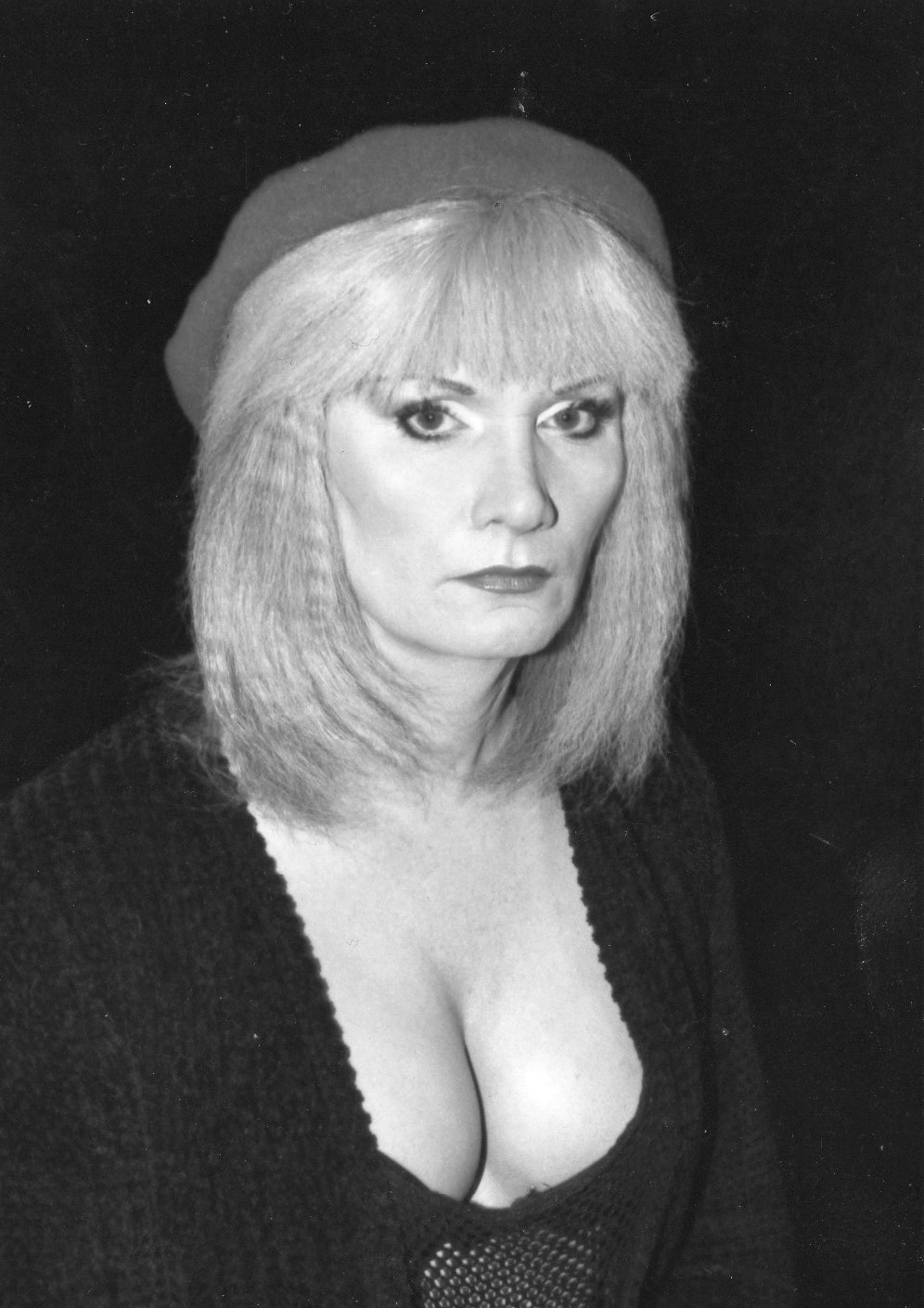 Jayne in Los Angeles in the early 1990s