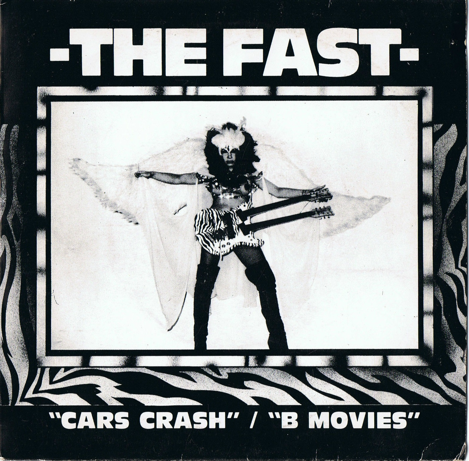 Cars Crash front cover