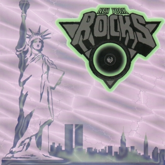 New York Rocks front cover